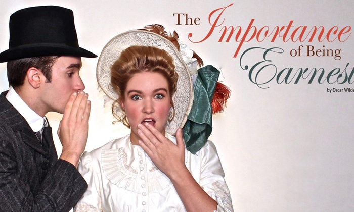 Everett PUD Auditorium  - Riverside: The Importance of Being Earnest at Everett PUD Auditorium