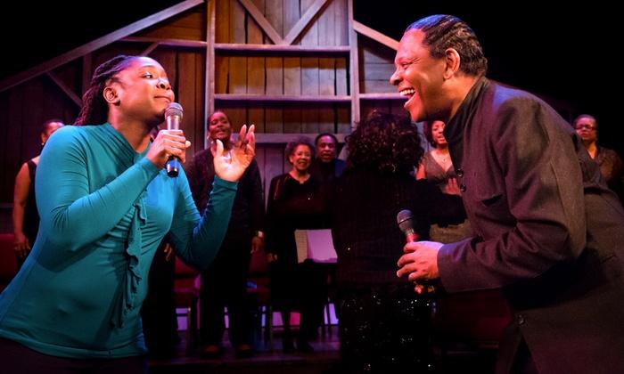 Penumbra Theatre - Minneapolis / St Paul: Black Nativity at Penumbra Theatre