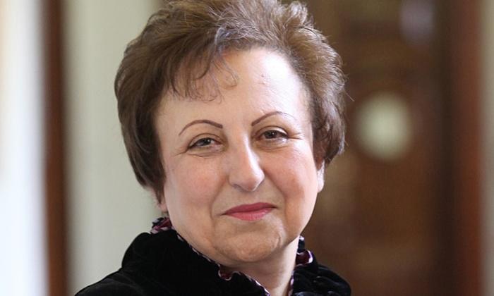 Jewish Community Center of San Francisco -- Kanbar Hall - Presidio Heights: Nobel Winner Dr. Shirin Ebadi at Jewish Community Center of San Francisco -- Kanbar Hall