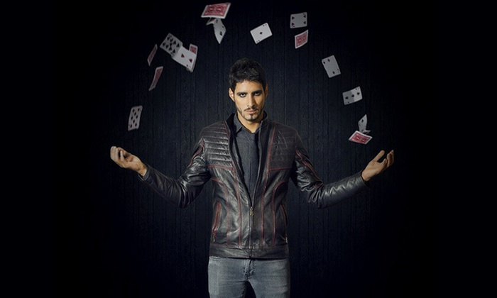 Rosslyn Spectrum Theatre - North Rosslyn: Magician Juan Estrella: My Show of Magic and Illusion at Rosslyn Spectrum Theatre