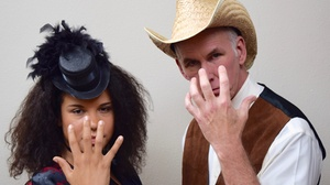 Annex Theatre: Tall Tales of the Unnatural Frontier at Annex Theatre