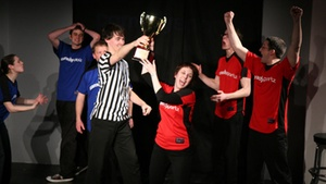 The ComedySportz Theatre: ComedySportz at The ComedySportz Theatre