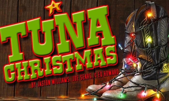 A Tuna Christmas at Stage Door Inc.