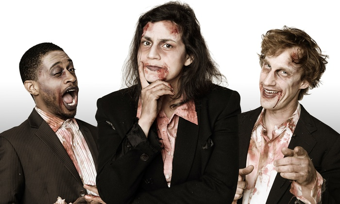Brave New Workshop Comedy Theatre - Downtown West: The Working Dead