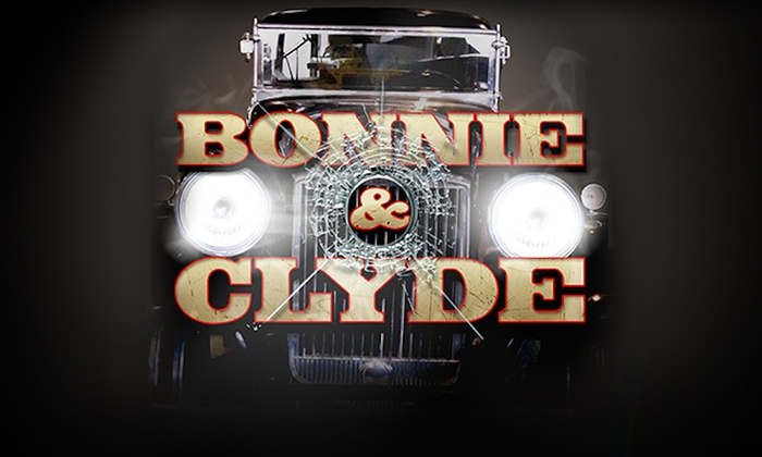 Eagle Theatre - Leisuretowne: Bonnie and Clyde: The Musical at Eagle Theatre