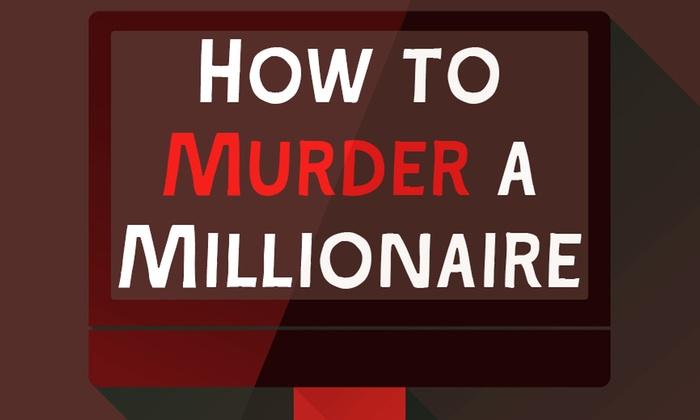 Orange Tree Golf Club - Scottsdale, AZ: How to Murder a Millionaire