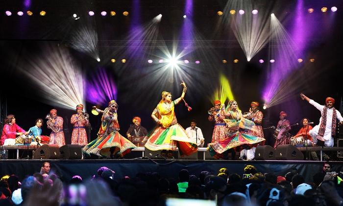 Mayo Performing Arts Center - Mayo Performing Arts Center: Bollywood Masala Orchestra at Mayo Performing Arts Center