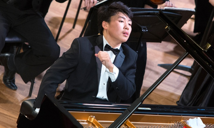 George Mason University's Center for the Arts - Fairfax: Beethoven and Mozart with Pianist George Li at George Mason University's Center for the Arts