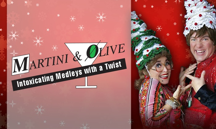 Brave New Workshop Comedy Theatre - Downtown West: Martini & Olive: Holiday Inferno Show at Brave New Workshop Comedy Theatre