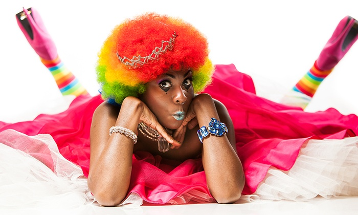 Out of Box Theatre @ Artisan Resource Center - St. Augustine Condominiums: Memoirs of a Supermodel Princess Clown at Out of Box Theatre @ Artisan Resource Center