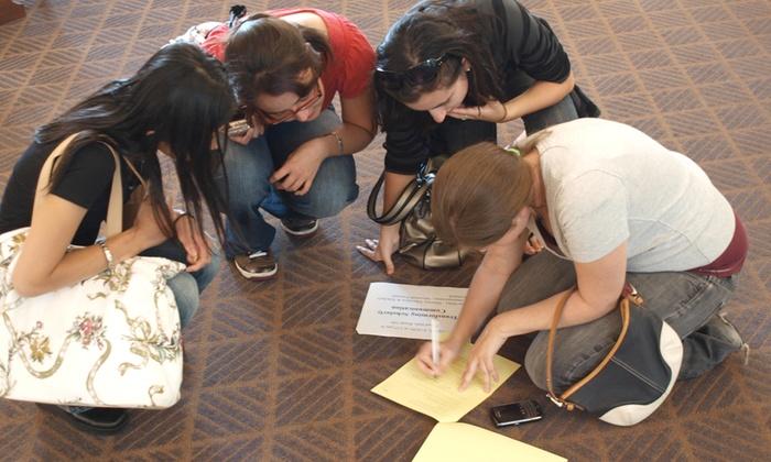 Mission Dolores Park - Castro: Random Acts of Kindness Race at Mission Dolores Park