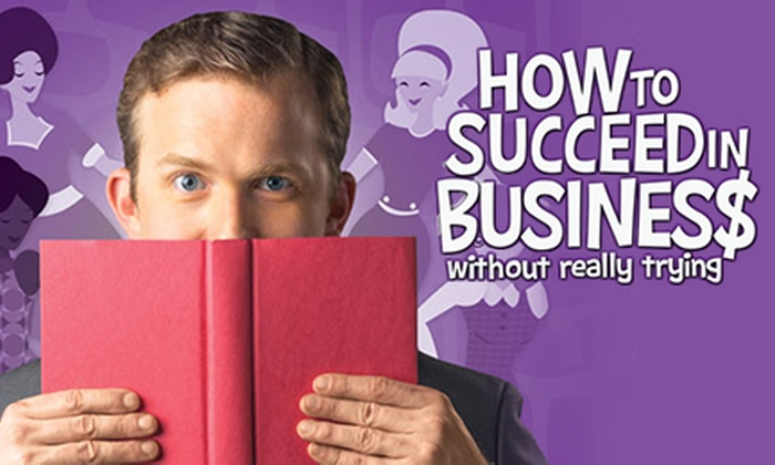 The 5th Avenue Theatre - Downtown Seattle: How to Succeed in Business Without Really Trying at The 5th Avenue Theatre