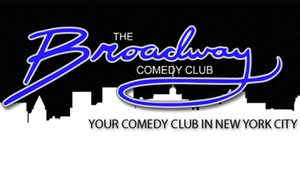 Broadway Comedy Club: Broadway Comedy Club's New Year's Eve at Broadway Comedy Club