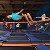$17 For 2 1-Hour Jump Passes (Reg. $34)