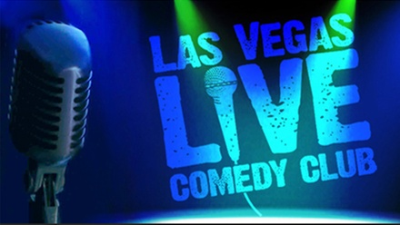 Las Vegas Live Comedy Club at V Theater at the Miracle Mile Shops