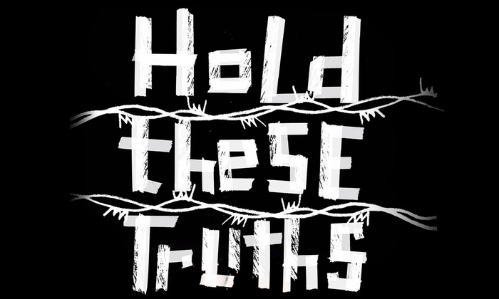 "Gerding Theater at the Armory - Ellyn Bye Studio - Pearl: ""Hold These Truths"" - Tuesday November 8, 2016 / 7:30pm"