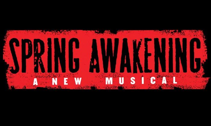 Lyceum Theatre - Lyceum Theatre: Spring Awakening at Lyceum Theatre