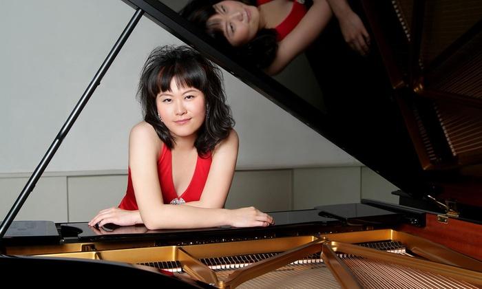 ASU Kerr Cultural Center - South Scottsdale: Pianist Ang Li at ASU Kerr Cultural Center