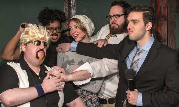 The Public House Theatre - North Side: Real Deal Money or, How I Learned to Stop Worrying and Love Guy Fieri at The Public House Theatre