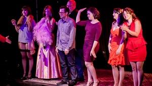 Davis Square Theatre: The Teaseday Club