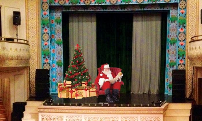 Larcom Theatre - Salem Neck: Santa at the Larcom: A Magical Experience at Larcom Theatre