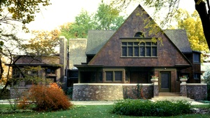 Frank Lloyd Wright Home and Studio: Tour the Frank Lloyd Wright Home and Studio at Frank Lloyd Wright Home and Studio