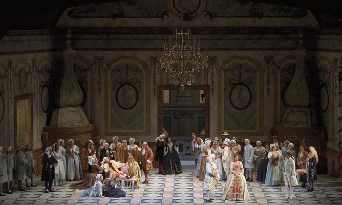 Civic Opera House - Downtown: Der Rosenkavalier at Civic Opera House