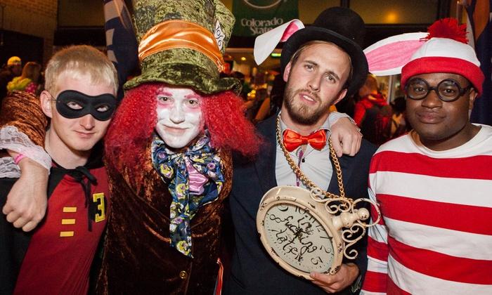 Rumor Upbeat Lounge - Walker's Point: Halloween Trolley Bar Crawl at Rumor Upbeat Lounge