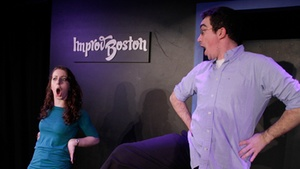 ImprovBoston: All Access Improv at ImprovBoston
