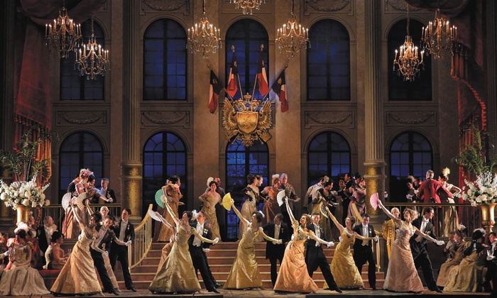 Civic Opera House - Downtown: The Merry Widow at Civic Opera House