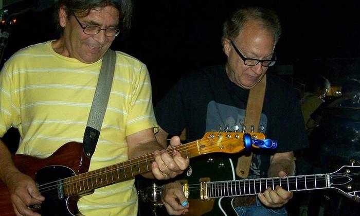 Arts Garage - Arts Garage: The Jacoby Brothers Band at Arts Garage