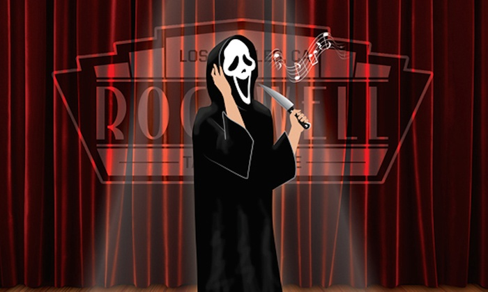 Rockwell: Table & Stage - Los Feliz: The Unauthorized Musical Parody of SCREAM! at Rockwell: Table & Stage