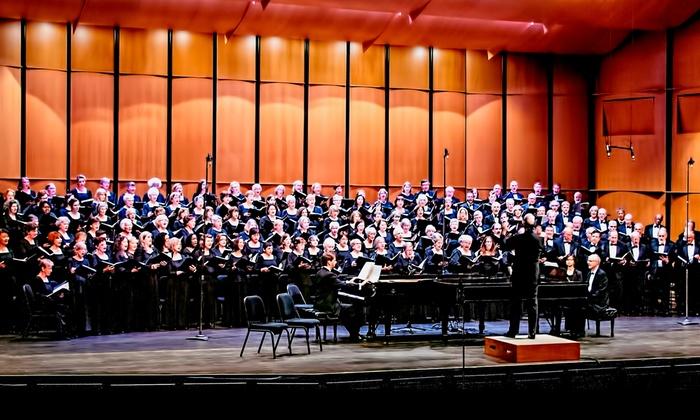 Rachel M. Schlesinger Concert Hall & Arts Center - Alexandria West: New Dominion Chorale: Carmina Burana at Rachel M. Schlesinger Concert Hall & Arts Center