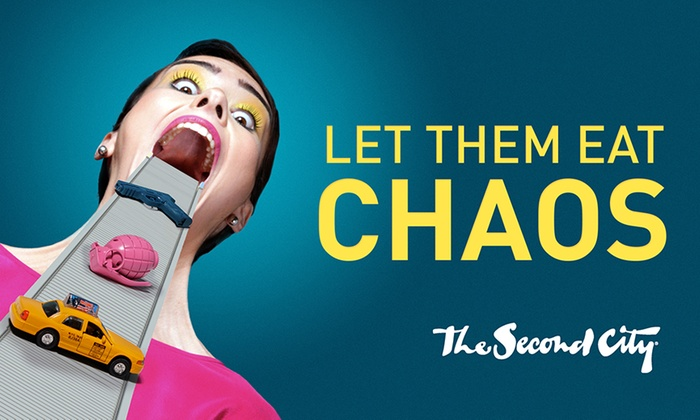 Woolly Mammoth Theatre - Woolly Mammoth: The Second City's Let Them Eat Chaos at Woolly Mammoth Theatre