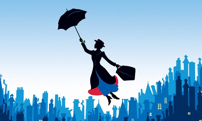 William T. Dwyer Theater  - William T. Dwyer High School Theatre: Mary Poppins at William T. Dwyer Theater