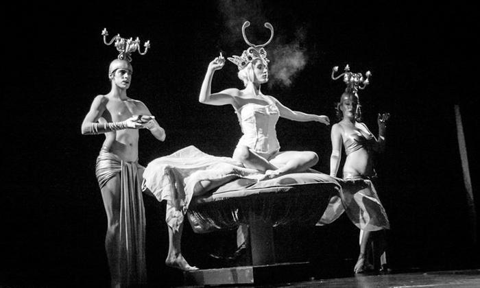 The Triple Door - Downtown Seattle: Through the Looking Glass: The Burlesque Alice in Wonderland at The Triple Door