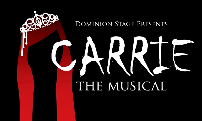Gunston Arts Center - Long Branch Creek: Carrie the Musical at Gunston Arts Center