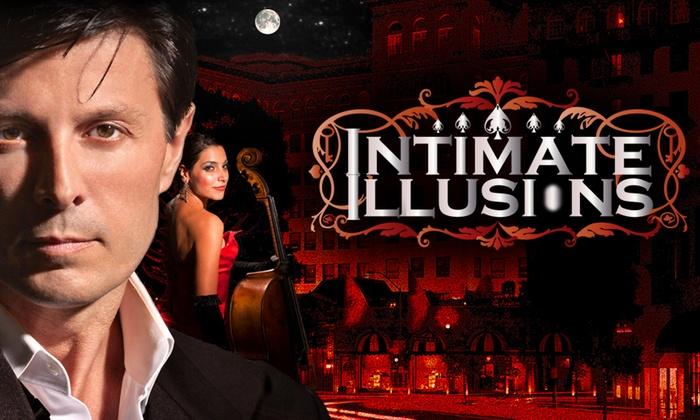 The Omni Hotel Chicago  - Near North Side: Magician Ivan Amodei's Intimate Illusions at The Omni Hotel Chicago