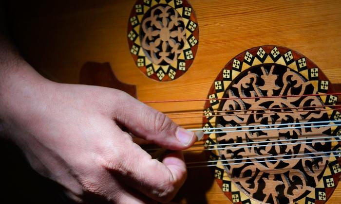Sundin Music Hall - Hamline - Midway: Duo Pulse: Music of the Levant at Sundin Music Hall