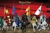 Medieval Times Dinner Show Private Transfer W/ Admission: From Anah...