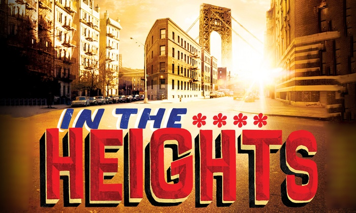 Brunish Theatre at Antoinette Hatfield Hall - Downtown Portland: In the Heights at Brunish Theatre at Antoinette Hatfield Hall