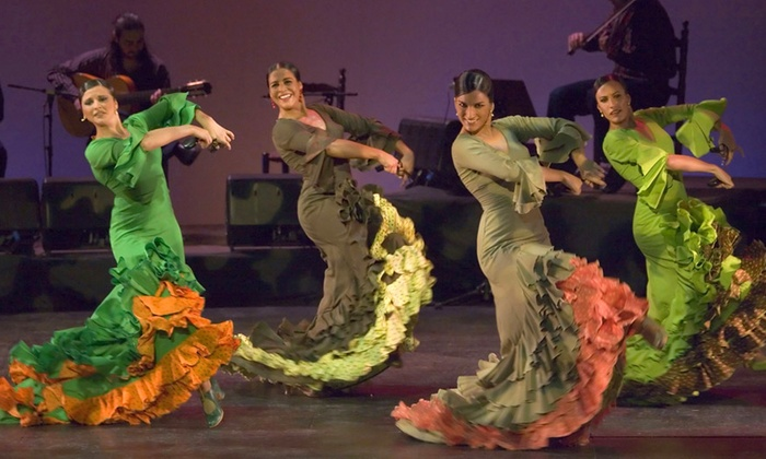 Jones Hall for the Performing Arts - Downtown Houston: Compañia Flamenca José Porcel at Jones Hall for the Performing Arts