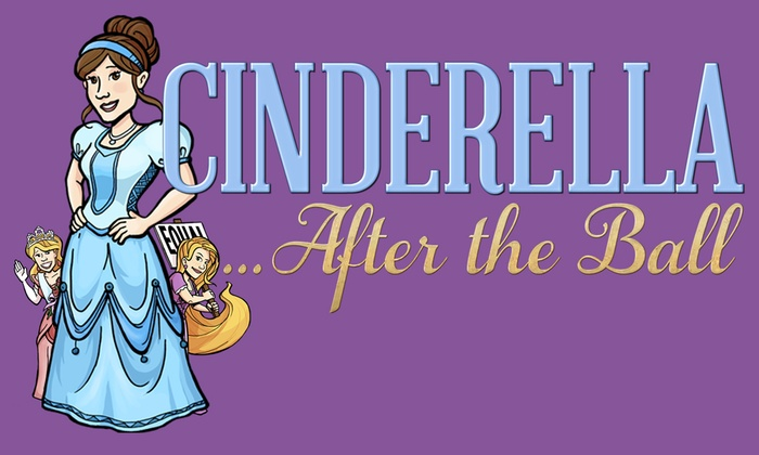 Marriott Theatre  - Rivershire: Cinderella... After the Ball at Marriott Theatre