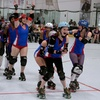 OC Roller Girls Flat Track Roller Derby