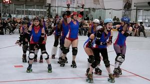 The Rinks: OC Roller Girls Flat Track Roller Derby