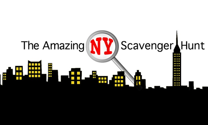 Sony Center - Midtown Center: The Amazing New York Scavenger Hunt at Sony Center