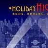 Holiday High Jinx: Bums, Broads & Broadway