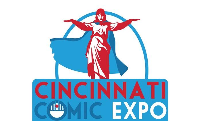 Duke Energy Convention Center - Riverfront,Race Street,Lincoln Court: 2015 Cincinnati Comic Expo at Duke Energy Convention Center