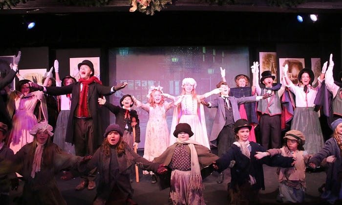 Fountain Hills Theater Mainstage - Fountain Hills: A Christmas Carol: The Musical at Fountain Hills Theater Mainstage