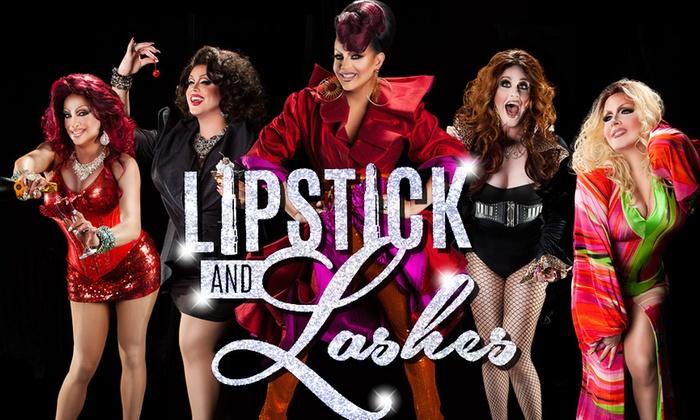 Velvet Lounge - Downtown Santa Ana: Lipstick and Lashes Drag & Dinner Show
